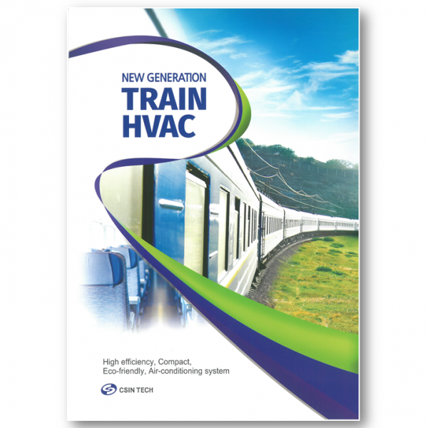 CSINTech Catalog New Generation Train HVAC