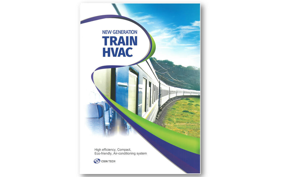 CSINTech Catalog New Generation Train HVAC