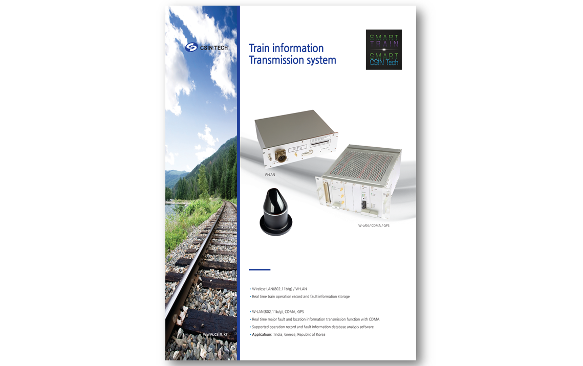 CSINTech Catalog Radio Transmission Device